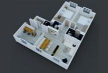 3D Houses & apartments / Fast & easy way to get the best home interior design floor plan and 3D renders!  Go on www.planyourplace.com and discover our proposals.