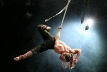 Circus! / Cirque du Soleil, No Fit State, Big Tops