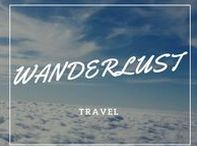➳ WANDERLUST   TRAVEL / A whole lot of travel inspiration photography, maybe you'll find your next destination in this board ?!