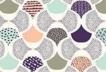 Papiers peints / Patterns / Wallpapers / Fonds d'écran