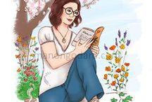 Illustrations féminines / #illustration