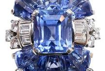 Jewelry & Gems: Sapphires / by Deb ~