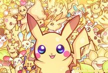 ☆ POKEMON! ☆ / For all fans of Pokemon! Comment in one pin for be invited and pin here ^^ Invite your friends!
