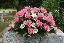 Cemetery Pieces / We are located near St. Michael's Cemetery and Forest Hills Cemetery in Boston.