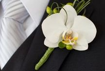 Boutonnieres / Prom? Wedding? Whatever you need it for, we will exceed your expectations at Exotic Flowers.
