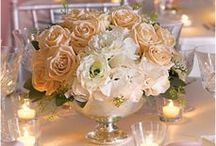 Wedding Reception / Flowers are one of the main needs for a wedding whether its a centerpiece or bridal bouquet. We will help you here at Exotic Flowers Boston.