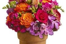 Summer Bouquets / Summer time is a bright time filled with smiles, sun & flowers!