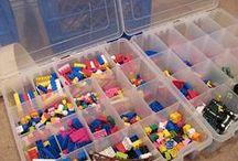 Játékok tárolása