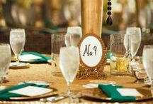 Deco Inspired / Wedding details inspired by the Roaring '20s