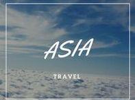 ➳ Asia   Travel