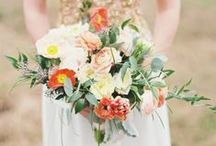Wedding Bouquets / by BeautifulBlueBrides