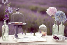 Lavender / by BeautifulBlueBrides