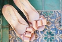 Wedding Shoes / by BeautifulBlueBrides