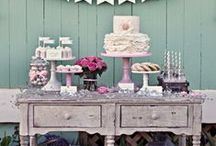 Sweet Tables / by BeautifulBlueBrides