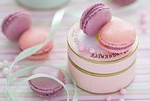 Macarons / by BeautifulBlueBrides