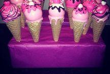 Cake Pops / My Cakepop Creations!