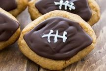 Game Day Recipes / Super Bowl and Game Day Recipes