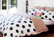 Bedroom Eyes / I want to change up our bedroom this year and make it bright and homey.