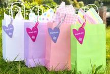 Party bags & fillers / Party bags to send your guests away with a smile on their little faces