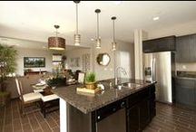 Kitchens / Beautiful kitchens by Frontier Communities. Check out our amazing decor, appliances and table settings.