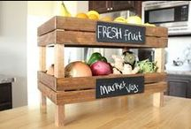 DIY Projects / Do-it-yourself (DIY) ideas to add inspiration for your next home project.