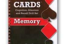 Memory recall, word-finding & recall (children & adults) / A range of resources for all ages to help develop short and long term memory skills. Useful older adults, those recovering after neurological difficulties or developing children's abilities. Additionally, prompts conversation - great for 1-1 or group activities.