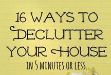 Easy Living / We know that life can get hectic sometimes, follow this board for helpful tips on how to make your daily schedules easier so you have more time to relax in your new home.
