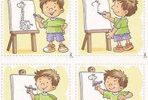 Děti - Posloupnost (obrázky) :)
