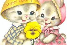 Spring + Easter - April