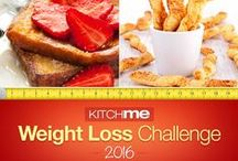 Weight Watchers Weight Loss Challenge / This delicious two-week meal plan can help you cook, eat healthy and feel amazing. Kickstart healthy eating with a 2-week plan designed for anyone wanting to lose a few pounds, without feeling like you're on a diet.  We've rounded up more than 70 recipes– one for every meal of the day plus a snack and a dessert —arranging them into an easy-to-follow menu plan that will keep you feeling full all day long. / by KitchMe