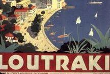 Resto - Greek vintage posters