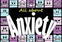Anxiety Resources / Anxiety is hard to live with. We have a variety of interventions to help develop effective support strategies.