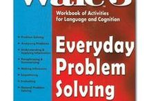 Problem Solving, Reasoning & Thinking / What do you do when something unexpected happens? Solving problems along with developing lateral and creative thinking are essential life skills. Here are some resources to help improve this reasoning.