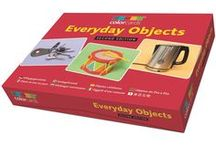 Object Recognition / A range of practical, interesting and fun ways to improve object recognition.