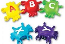 Learning the Alphabet / Learn uppercase and lowercase letters, alphabet and spelling in a fun and engaging way!