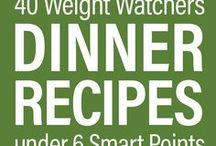 Weight Watchers Roundups / Weight Watchers Recipe Roundups - Breakfast, Lunch, Dinner, Snacks and Desserts