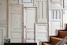 Doors inside & out / A sense of entrance