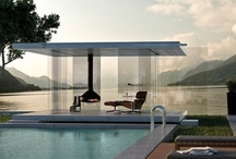 Outside space / Spaces to enjoy, relax in, be at one with the elements & feel inspired by.........