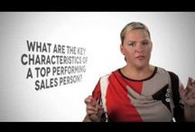 Video Insights / Answers to your most compelling sales and customer experience questions!