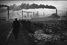 Don McCullin / British photojournalist, particularly recognized for his war photography and images of urban strife.