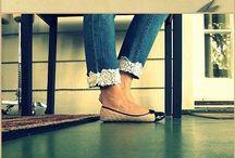 Costumisar / Roupas e sapatos