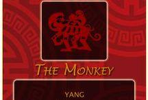 Monkey (Metal) - My Chinese Horoscope