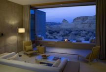 Hotel Concepts 2 / Boutique hotels, design hotels, tented camps, eco lodges, cabins, hip hostels and more. / by Carmen
