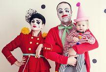 Cirkus kläder