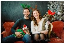 Christmas Mini Sessions! / Christmas Portrait Sessions - Christmas Card Ideas and Inspirations - We love the holidays and are always honored when we are able to be a part of our clients Christmases!