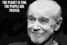 George Carlin <3