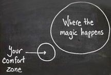 Get Out of Comfort Zone!!! :D
