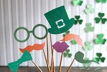 St. Patrick's Day / A little Irish luck and everything green to get you in the mood for St Patrick's day!