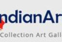 Indian Art / The journey of Indian art started from an ancient time. You can find yourself within it with My Indian Art.Get all the paintings by Indian artists and Indian contemporary art online from art gallery in Kolkata.