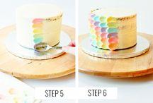 Tårtor - teknik